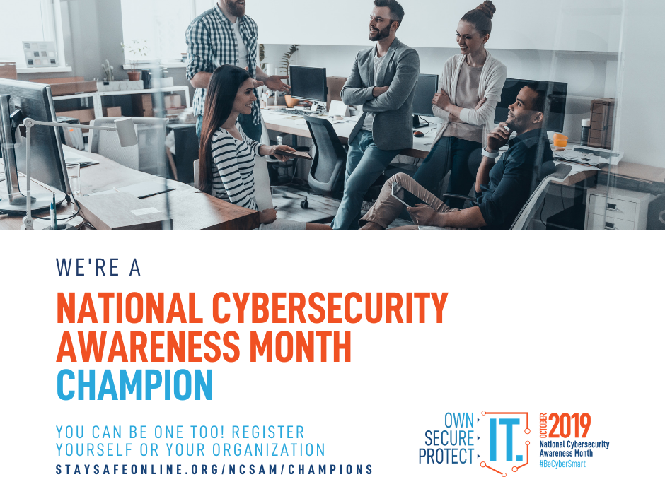 Milepost 42 Will Promote Online Safety As A National Cybersecurity Awareness Month Champion
