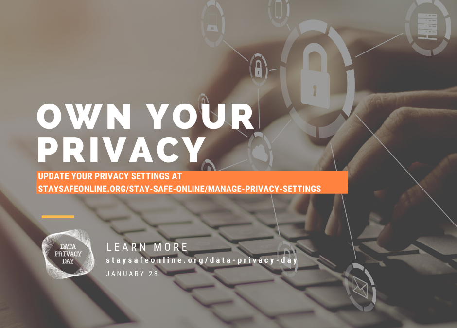Data Privacy Day – 3 Things You Should Do Today